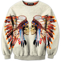 Indian Chief Crewneck