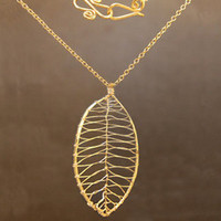 Necklace 1-23 - GOLD