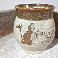 Mug - Lord of the Rings  - The Hobbit - by Blaine Atwood - item 2307