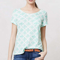 Anthropologie - Petaline Pocket Tee