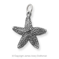 Cape Starfish Charm from James Avery