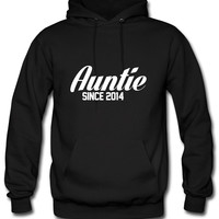 Auntie Since 2014 Hoodie
