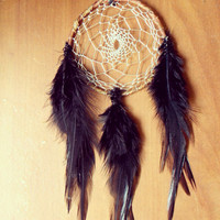 Dream Catcher for Car Rearview Mirror // Hippe Dorm Room Decor