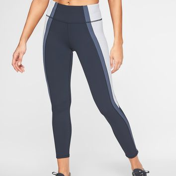 Colorblock Contender 7/8 Tight|athleta