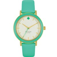kate spade new york Bud Green Metro Watch, 36mm