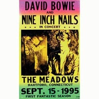 David Bowie & Nine Inch Nails Billboard