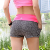 Summer Hot Sale 11 Colors Women Short Femme Shorts Sport Running Gym Bodybuilding Quick Dry And Absorb Sweat Shorts 2030