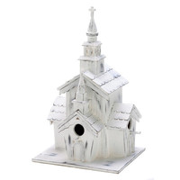 Zingz & Thingz Country Steeple Bird House