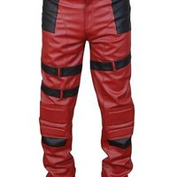 Deadpool Ryan Reynolds Red and Black Pant - 100 % Money Back Guarantee..