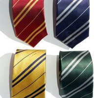 Harry Potter Hogwarts School Uniform Tie | Wicked Clothes