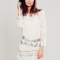 Free People Womens FP ONE Fly Away Tunic