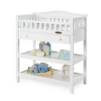Child Craft Watterson Changing Table with Drawer F08726.07