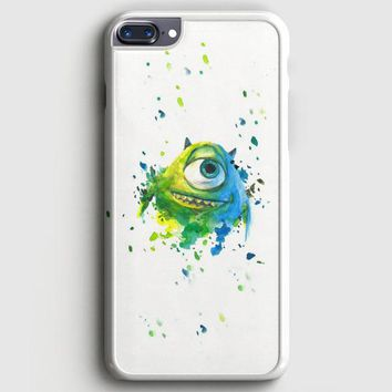 Monster Inc Mike Paint Brush iPhone 7 Plus Case