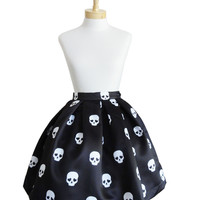 Betty Skirt - Black - 14