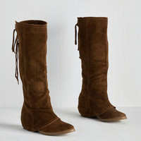 Safari Go Where Your Art Takes You Boot by ModCloth
