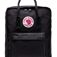 Fjallraven Kanken in Black
