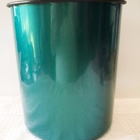 eBlueJay: Green Black Tupperware Canister Kitchen Storage Container