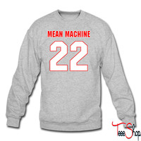 Mean Machine Dark crewneck sweatshirt