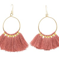 Haven Tassel Hoops