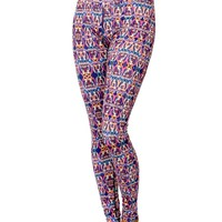AZIAM 1000 Buddhas Perfect Legging