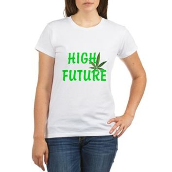 HIGH FUTURE T-Shirt> HIGH FUTURE> 420 Gear Stop