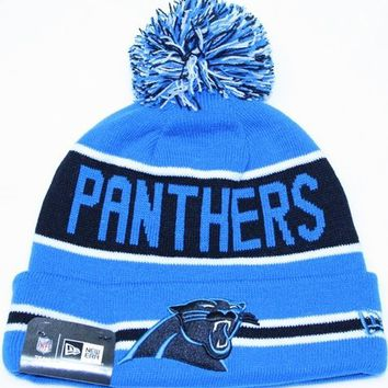 NFL Carolina Panthers The Coach Knit Hat