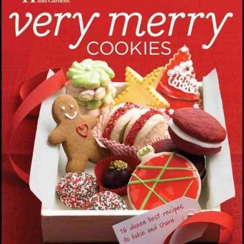 Better Homes and Gardens Very Merry Cookies