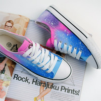 funshop — Fashion star canvas shoes