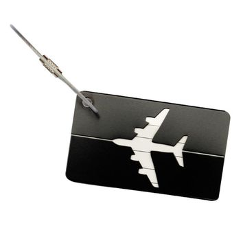 Luggage Rubber Funky Travel Tag