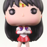 Funko Pop Animation, Sailor Moon, Sailor Mars #92