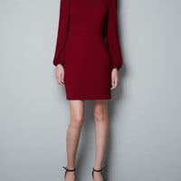 PUFF SLEEVE DRESS - Woman - New this week - ZARA United States