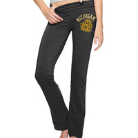 Michigan Wolverines Yoga Pant