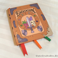 The Enchiridion - Large Adventure Time Book - PREORDER- Ships AUG 19th