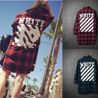 Plaid Shirt Jacket [10425654279]