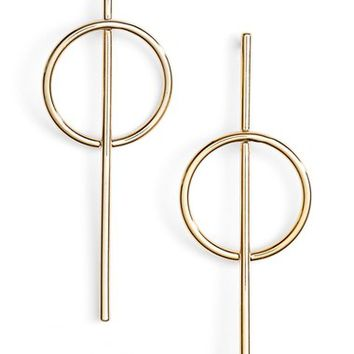 Argento Vivo Bar Drop Earrings | Nordstrom