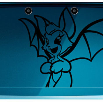 Dust: An Elysian Tail Fidget 3ds or 3ds XL Decal