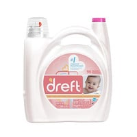Dreft High Efficency Liquid Detergent - 150 Oz (96 Loads)