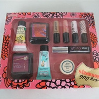 benefits makeup set 2014 new make up  Cosmetic sets (Size: M, Color: Blue) = 1957989764