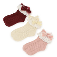 LIZ LISA Lacy Socks