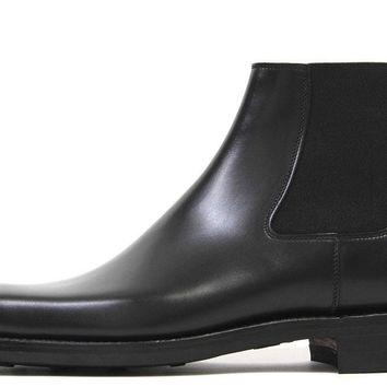 Wakeby Wolf Finesse Chelsea Ankle Leather Boots