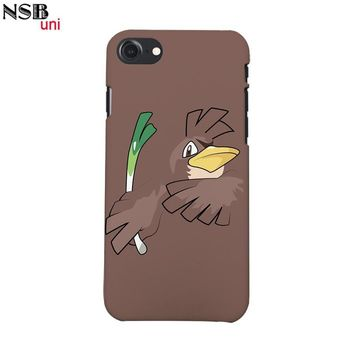 Brand NSBuni 3D Sublimation Unique Protective Cases for iPhone 7 with Cool And Funny  Go Designs  Kawaii Pokemon go  AT_89_9