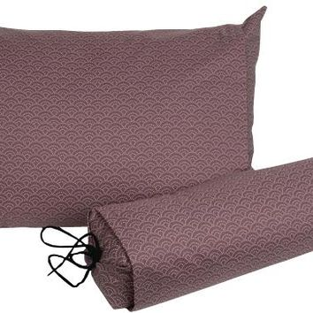 J-Life Seikai Ha Lavender Buckwheat Hull Pillow