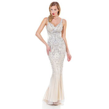 Terani Couture Crystal Embellished Wedding Dress | Overstock.com Shopping - The Best Deals on Evening & Formal Dresses