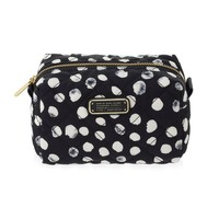 CROSBY QUILT DE-LITE DOT LARGE COSMETIC CASE