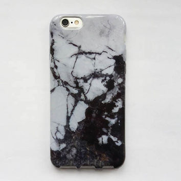 Granite Marble Phone  5 5S  SE  6 6S Plus  Cases Cover
