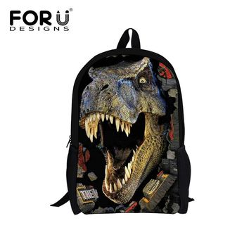 FORU Designs 2.0 Cool Animal Backpacks
