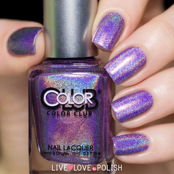 Color Club Eternal Beauty Nail Polish (Halo Hues Collection)