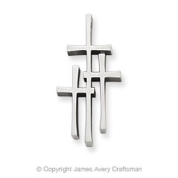 Crosses of Calvary from James Avery