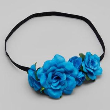 Flower Crown Headband - All Colors