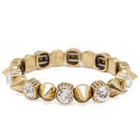 Melly Studded Bracelet - Gold